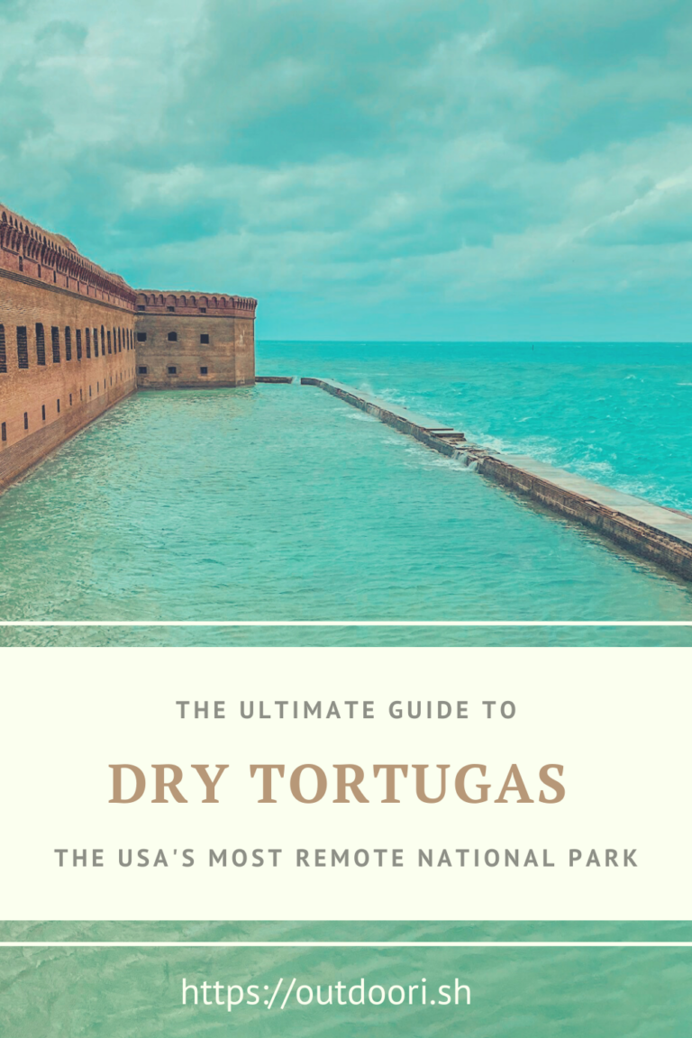 The Ultimate Guide to Dry Tortugas The USA's Most Remote National Park