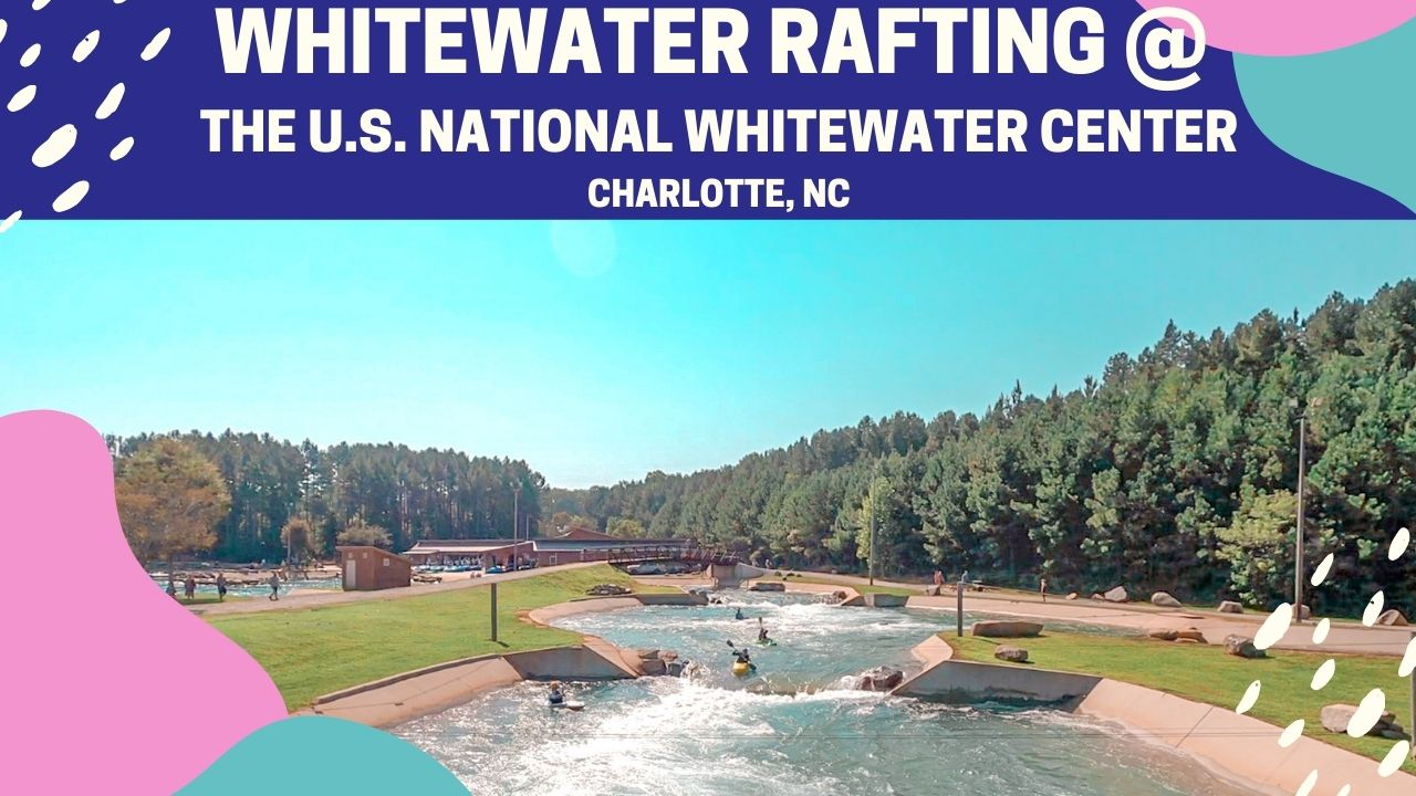 U S National Whitewater Center Outdoor Ish