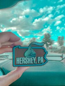 Hershey, PA magnet