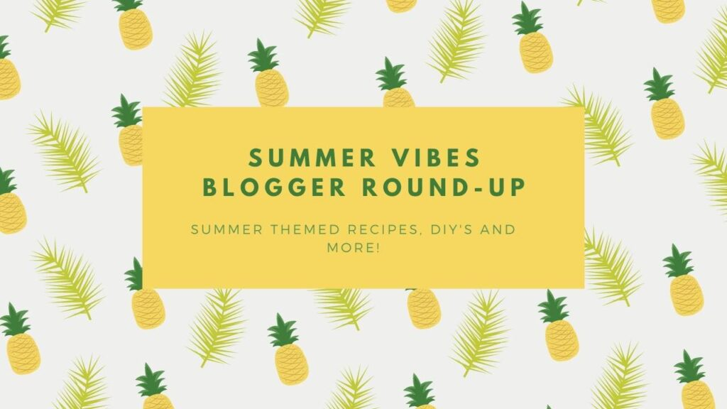Summer vibes roundup graphic