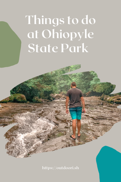 Things to do at Ohiopyle State Park