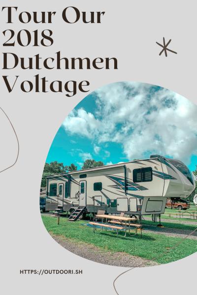Tour Our 2018 Dutchmen Voltage
